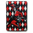 Harley Quinn Fleece Blanket