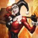Harley Quinn Gotham Sirens Premium Art Print