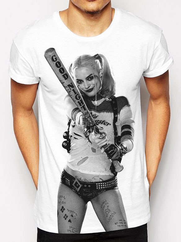 Harley Quinn Insanity Suits You T-Shirt