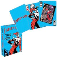 Harley Quinn Playing Cards
