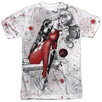 Harley Quinn Sketch T-Shirt