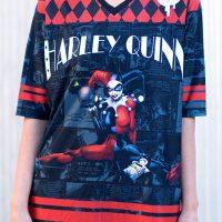 Harley Quinn Touchdown Shirt