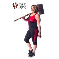 Harley Quinn Workout Outfit - small