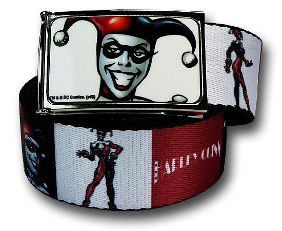 Harley Quinn belt