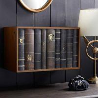 Harry Potter Book Shelf Lockbox