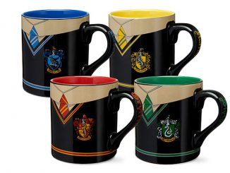 Harry Potter Ceramic Uniform Mugs