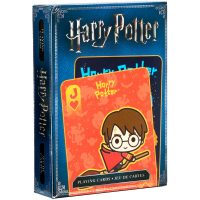 Harry Potter Chibi Playing Cards Box