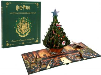 Harry Potter Christmas Pop-Up Advent Calendar