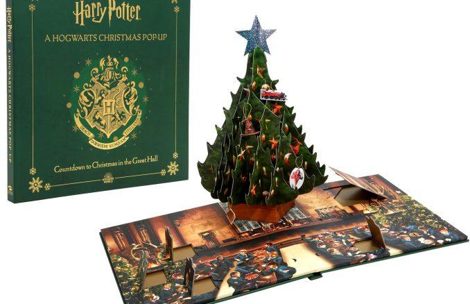 Harry Potter Christmas Pop-Up Advent Calendar