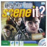 Harry Potter Complete Journey Deluxe Scene It Game