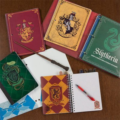 Harry Potter Composition Notebook 4pk