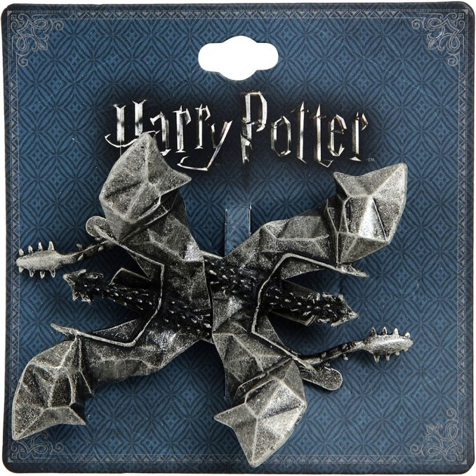 Harry Potter Dragon Hair Clip Set