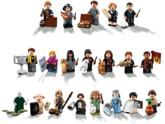 Harry Potter Fantastic Beasts LEGO Minifigure Collection