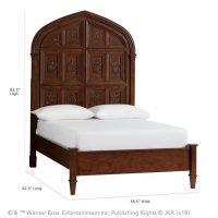 Harry Potter Great Hall Bed Dimensions