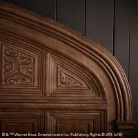 Harry Potter Great Hall Bed Right Detail