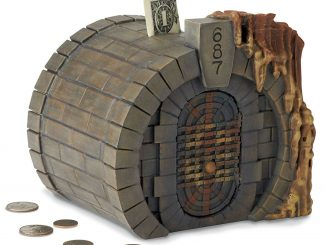 Harry Potter Gringott's Vault Coin Bank