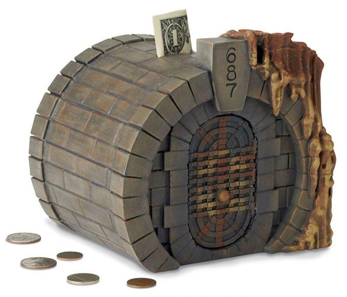 Harry Potter Gringott's Vault Coin Bank