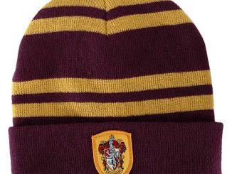 Harry Potter Gryffindor House Beanie Hat