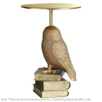 Harry Potter Hedwig Nightstand Back