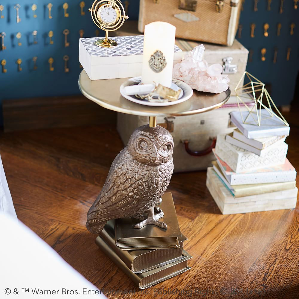 Harry Potter Hedwig Nightstand