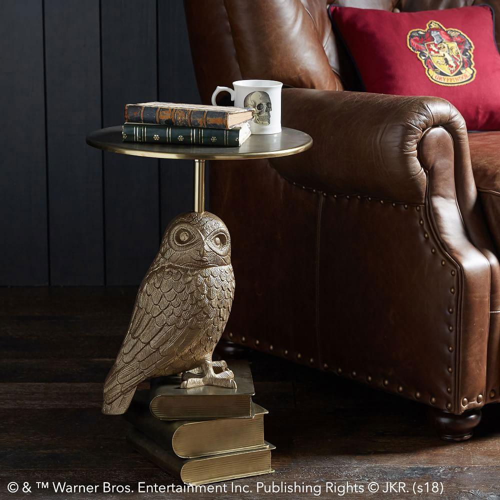 Harry Potter Hedwig Nightstand