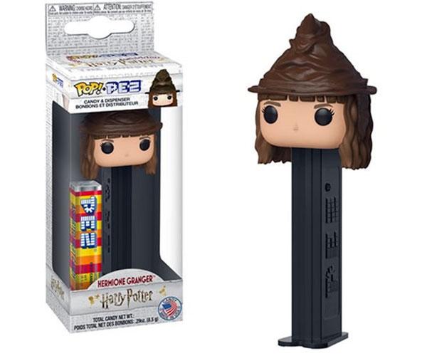 Harry Potter Hermione Granger Sorting Hat Funko Pop Pez