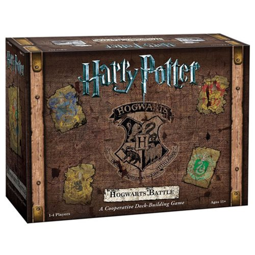 Harry Potter Hogwarts Battle Co-Op Game
