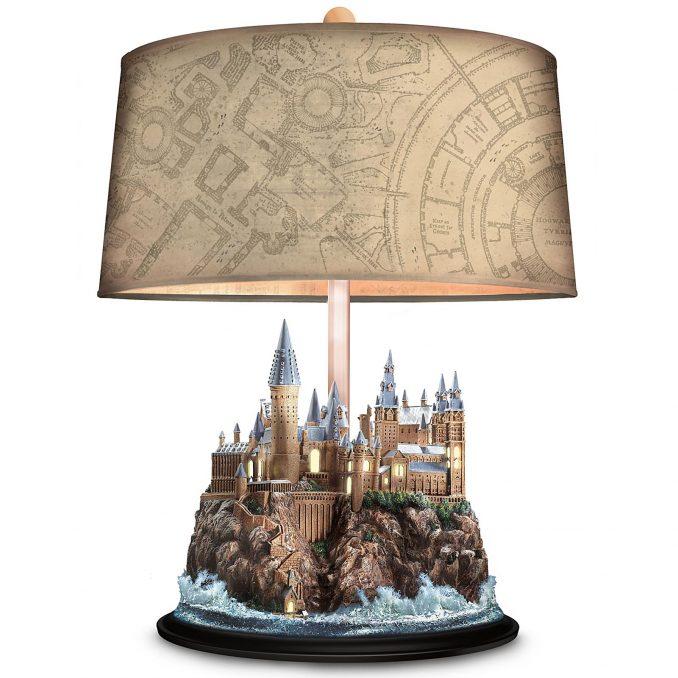 Harry Potter Hogwarts Castle Lamp
