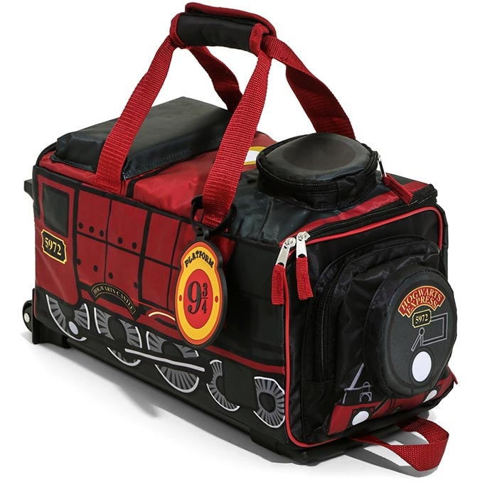 Harry Potter Hogwarts Express Rolling Kids Luggage
