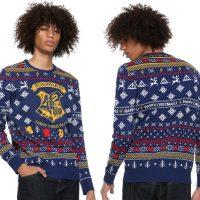 Harry Potter Hogwarts Holiday Sweater