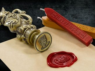 Harry Potter Hogwarts House Wax Seals