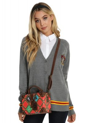 Harry Potter Hogwarts Quidditch Trunk Handbag