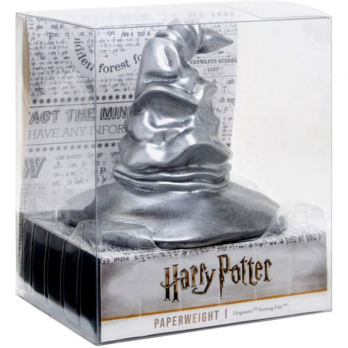 Harry Potter Hogwarts Sorting Hat Paperweight