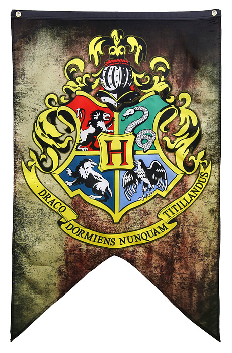 Punchy image with regard to harry potter house banners printable