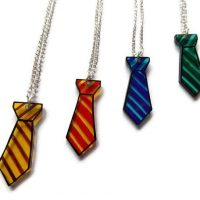Harry Potter House Necklaces