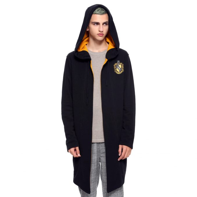 Harry Potter Hufflepuff Hoodie Cloak