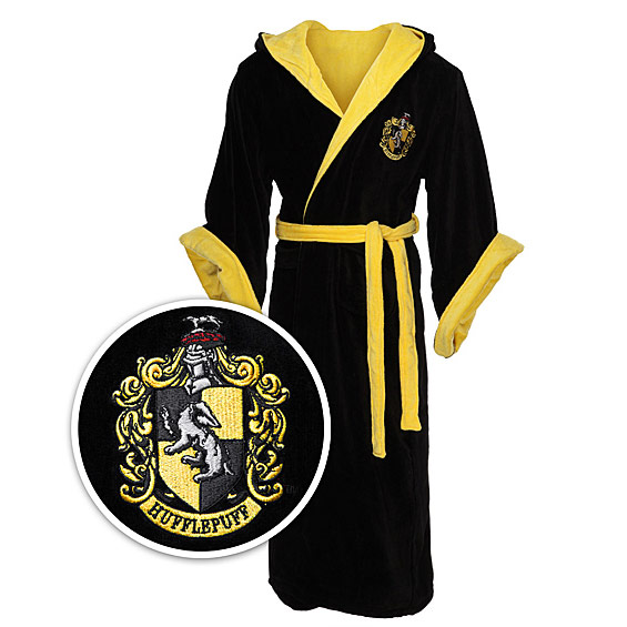Harry Potter Hufflepuff House Robe
