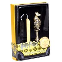 Harry Potter Hufflepuff Wax Seal Box