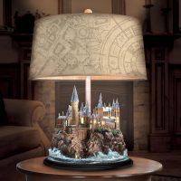 Harry Potter Illuminated Hogwarts Castle Lamp