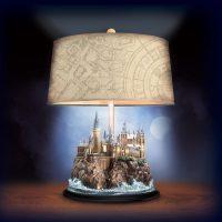 Harry Potter Illuminated Hogwarts Table Lamp