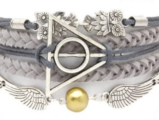 Harry Potter Inspired Magic Bracelet