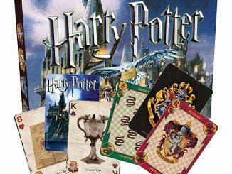 Harry Potter Matchbox Playing Card Set