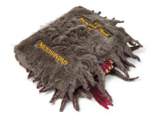 Harry Potter Monster Book of Monsters 15in Plush