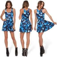 Harry Potter Patronus Reversible Skater Dress