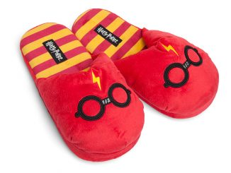 Harry Potter Plush Slippers