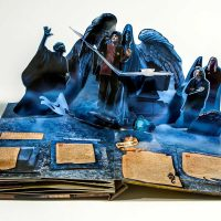 Harry Potter Pop-Up Book Dark Arts
