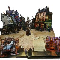 Harry Potter Pop-Up Book Diagon Alley
