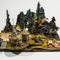 Harry Potter Pop-Up Book Magical Creatures