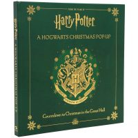 Harry Potter Pop Up Christmas Tree Advent Calendar Cover