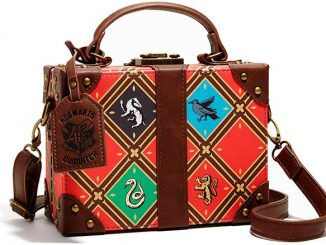 Harry Potter Quidditch Trunk Crossbody Bag